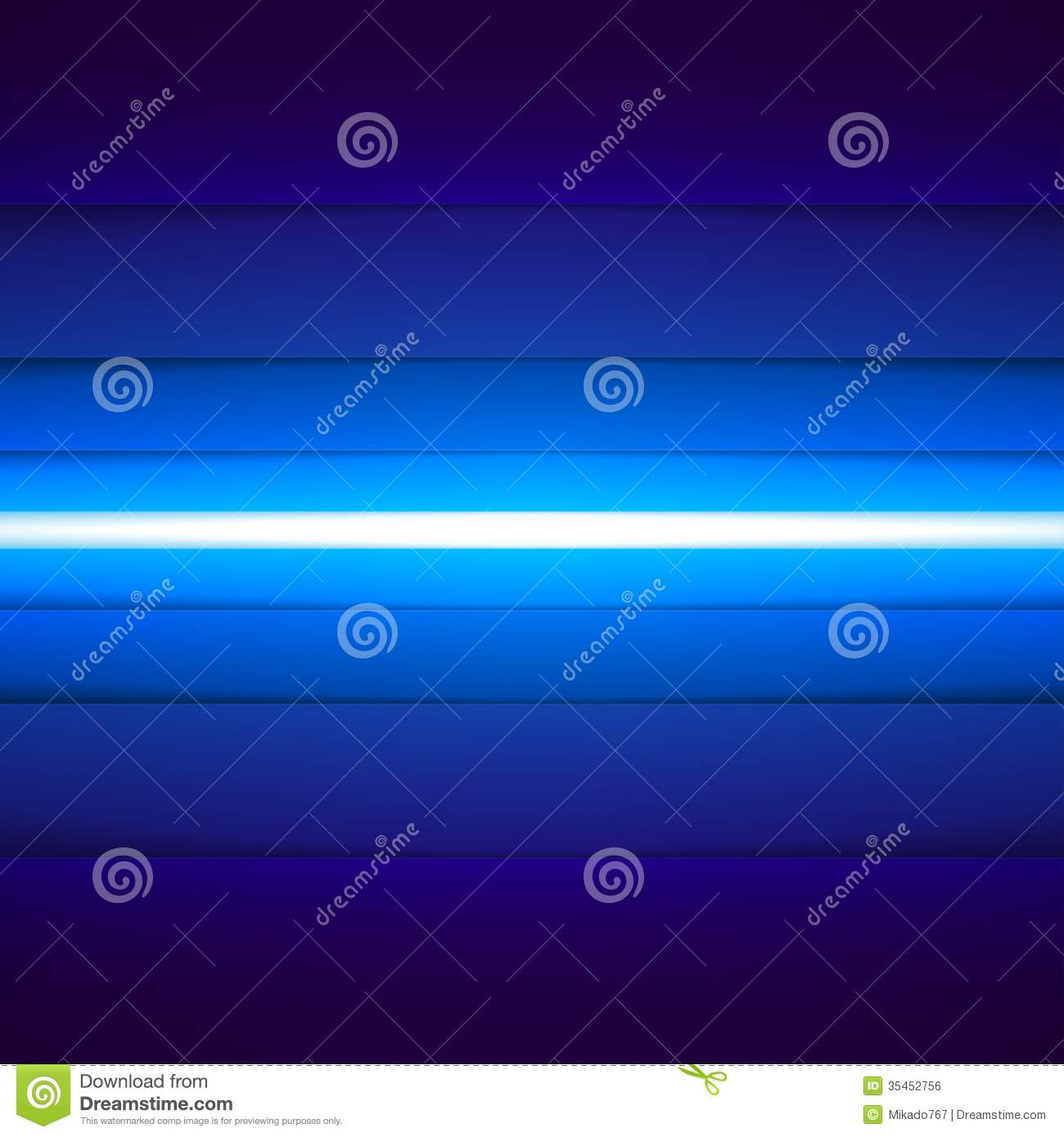 abstract blue rectangle shapes vector background royalty