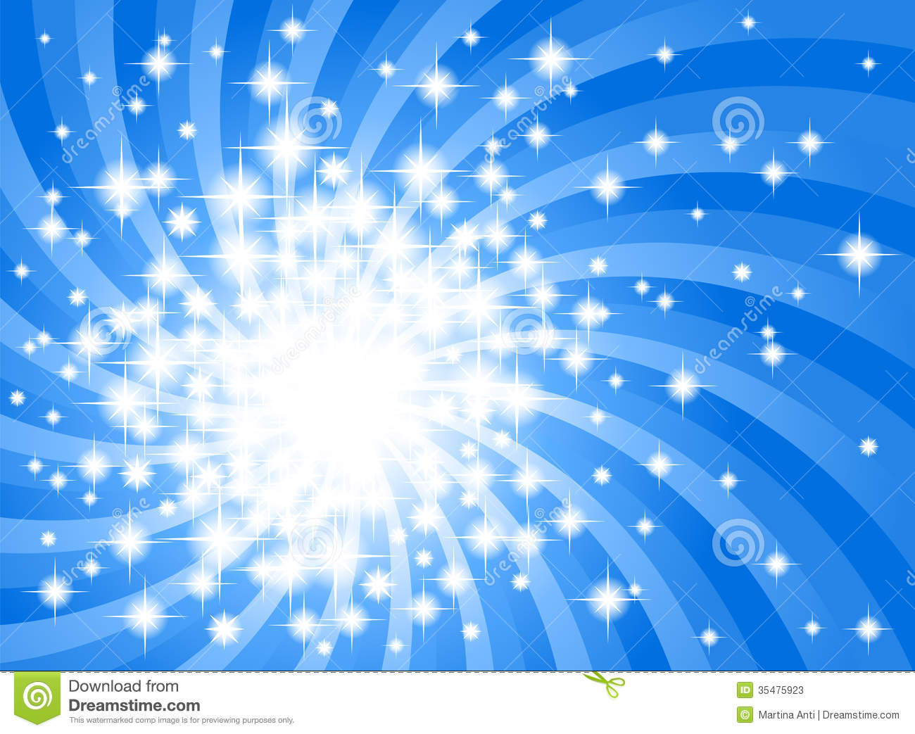 blue star background vector - photo #6