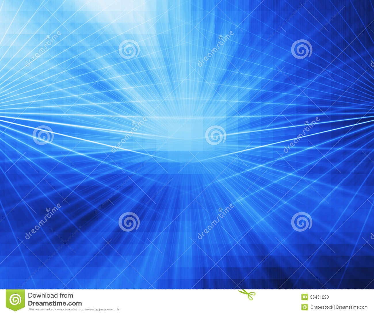 Abstract Tech Background Royalty Free Stock Photography