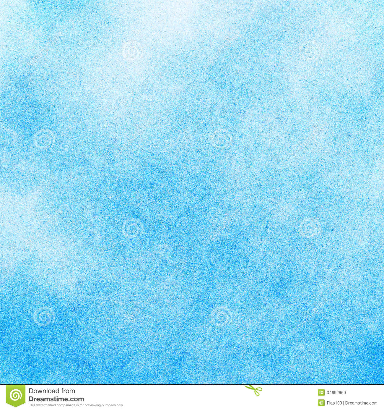 Abstract Blue Watercolor Background Stock Photo - Image: 34692960