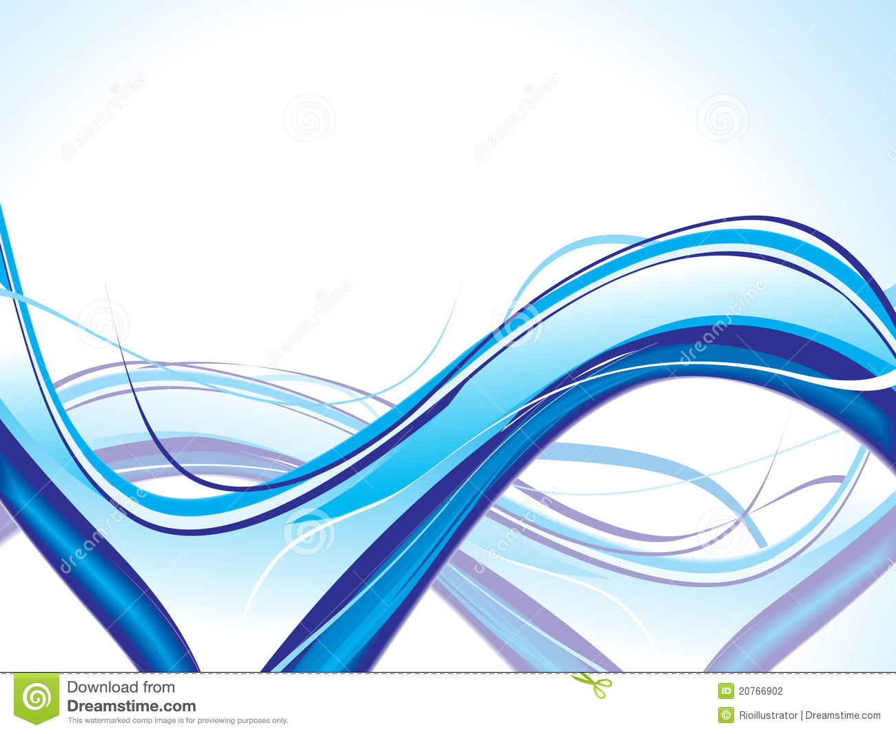 blue line wave background - photo #26