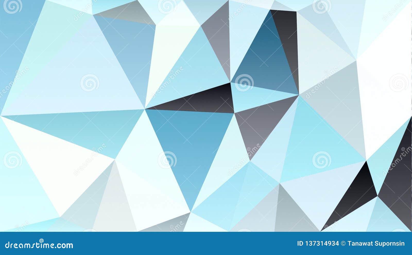 Abstract Blue White Dark Black White Color Wallpaper Stock