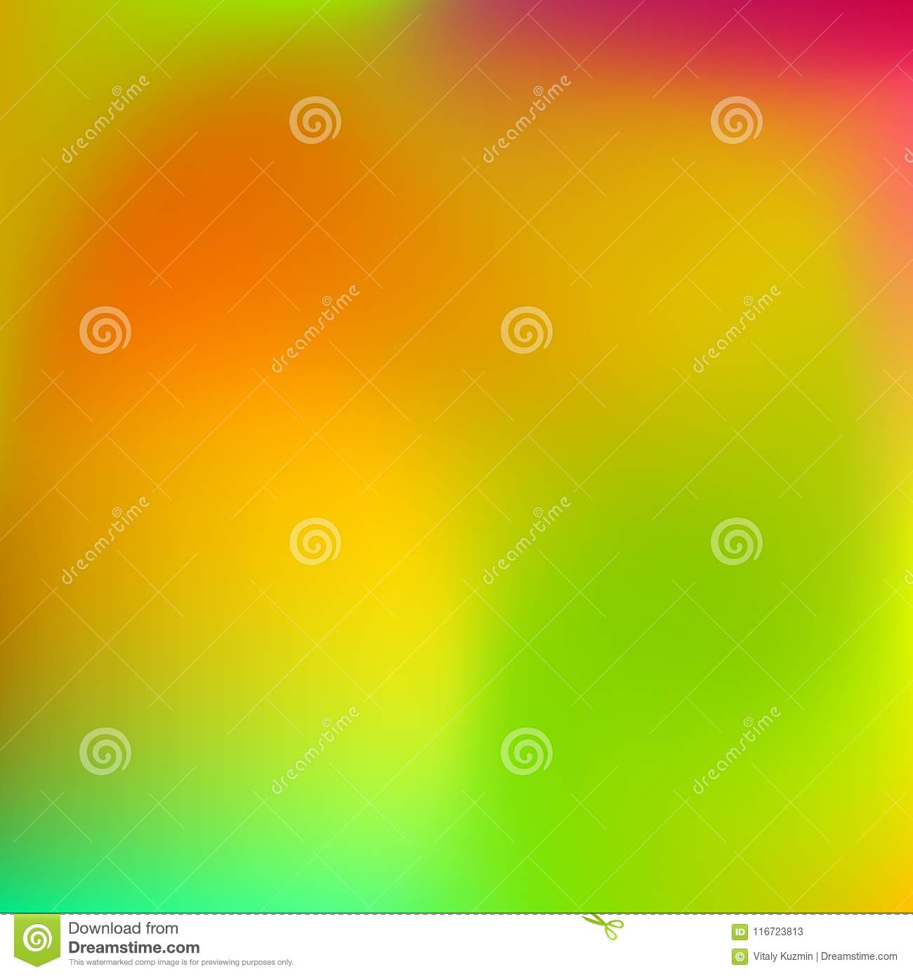 Abstract Blur Color Background Stock Vector - Illustration of modern ...