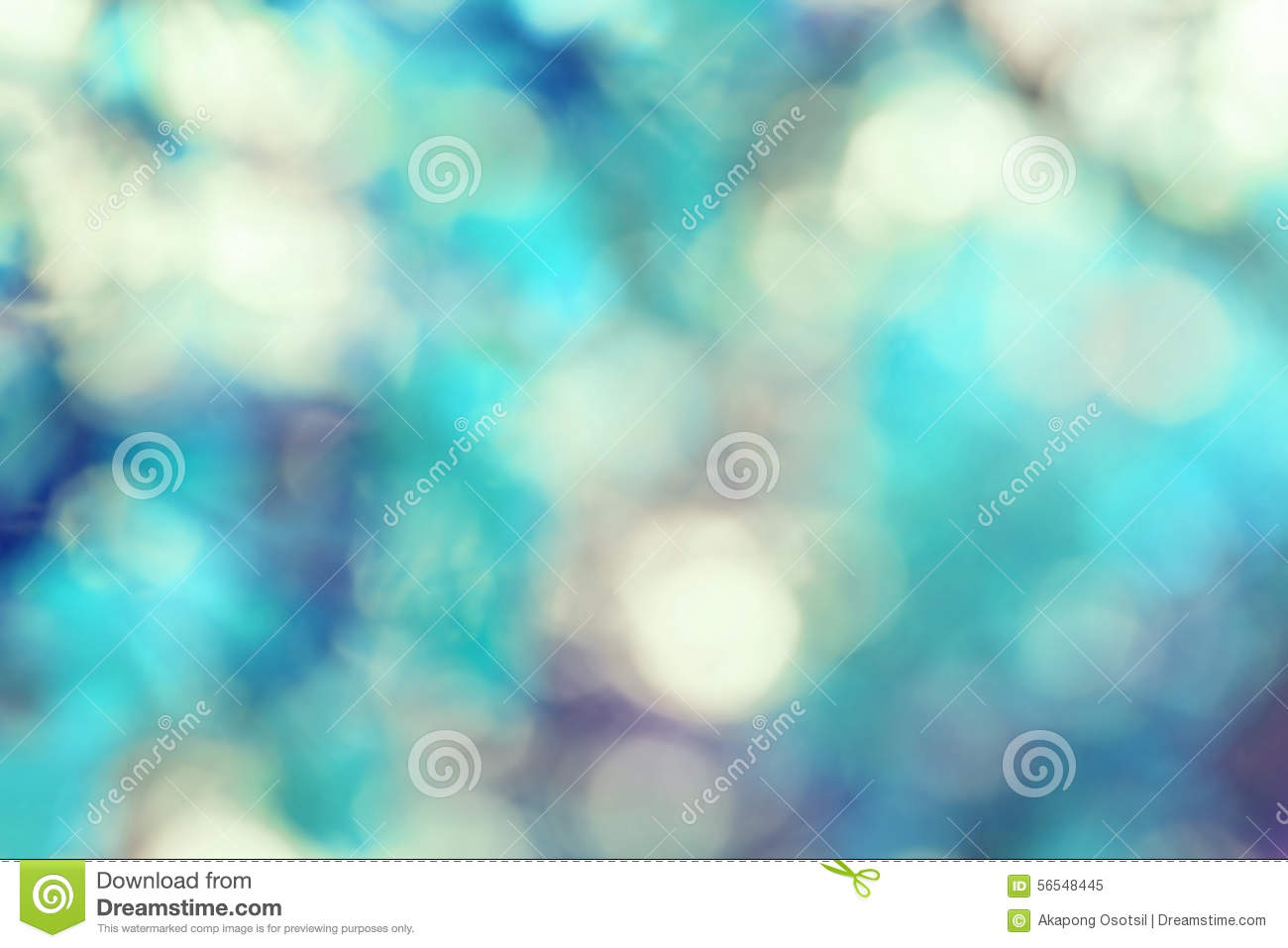 Abstract blur sweet color bokeh lighting as background