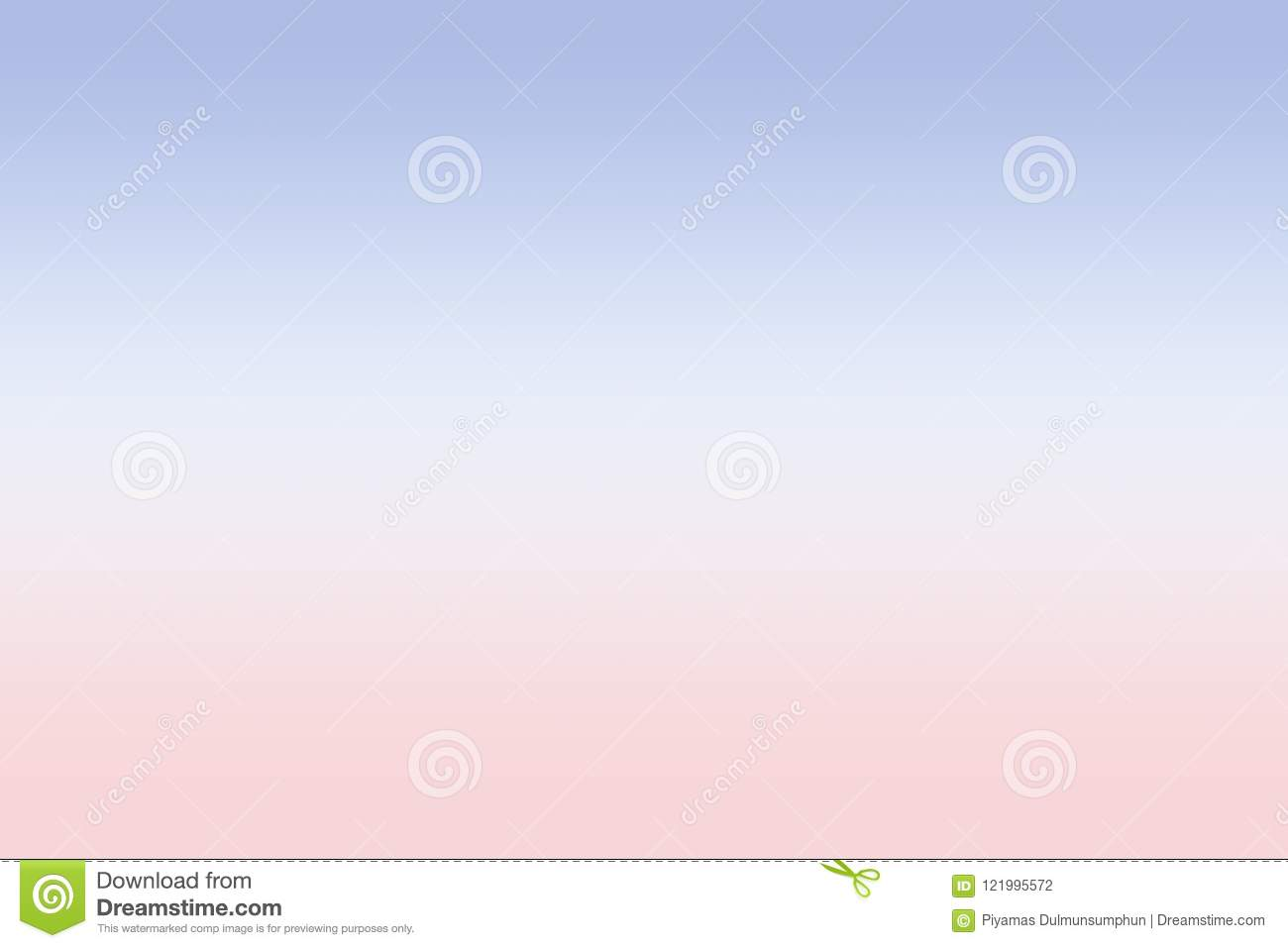 Abstract Blurred Background With Pantone Gradient Color