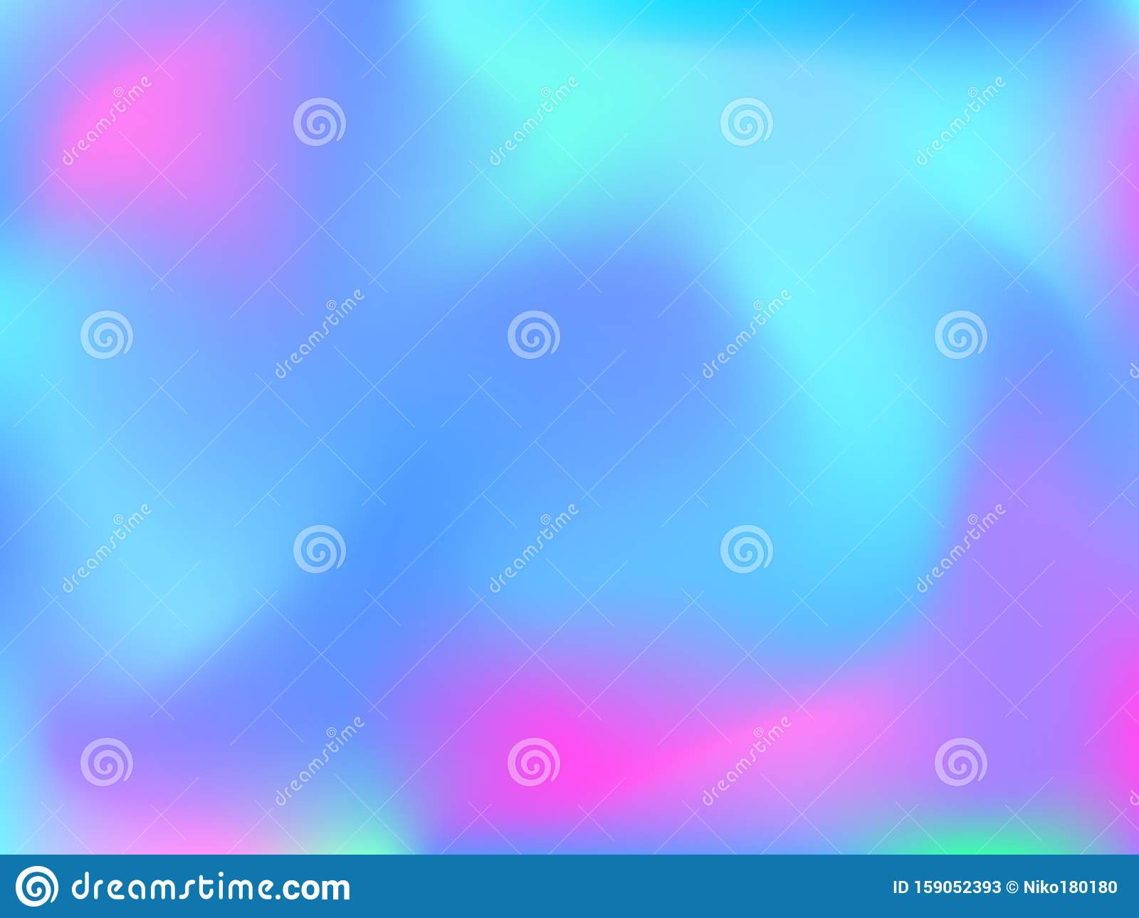 NGradient mesh abstract background.