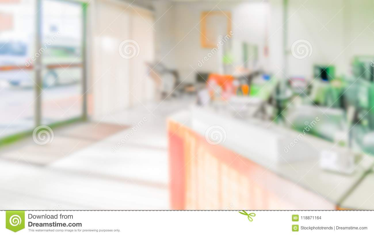Abstract Blurred Office Backgrounds Stock Photo Image Of
