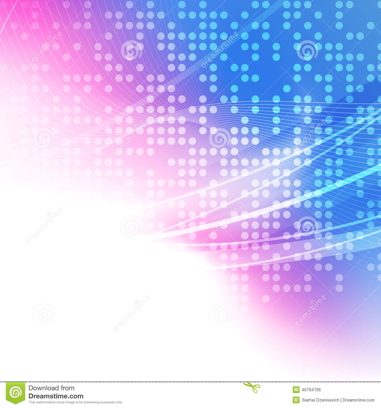 Abstract bright pink blue white background stock vector for Bright pink wallpaper uk