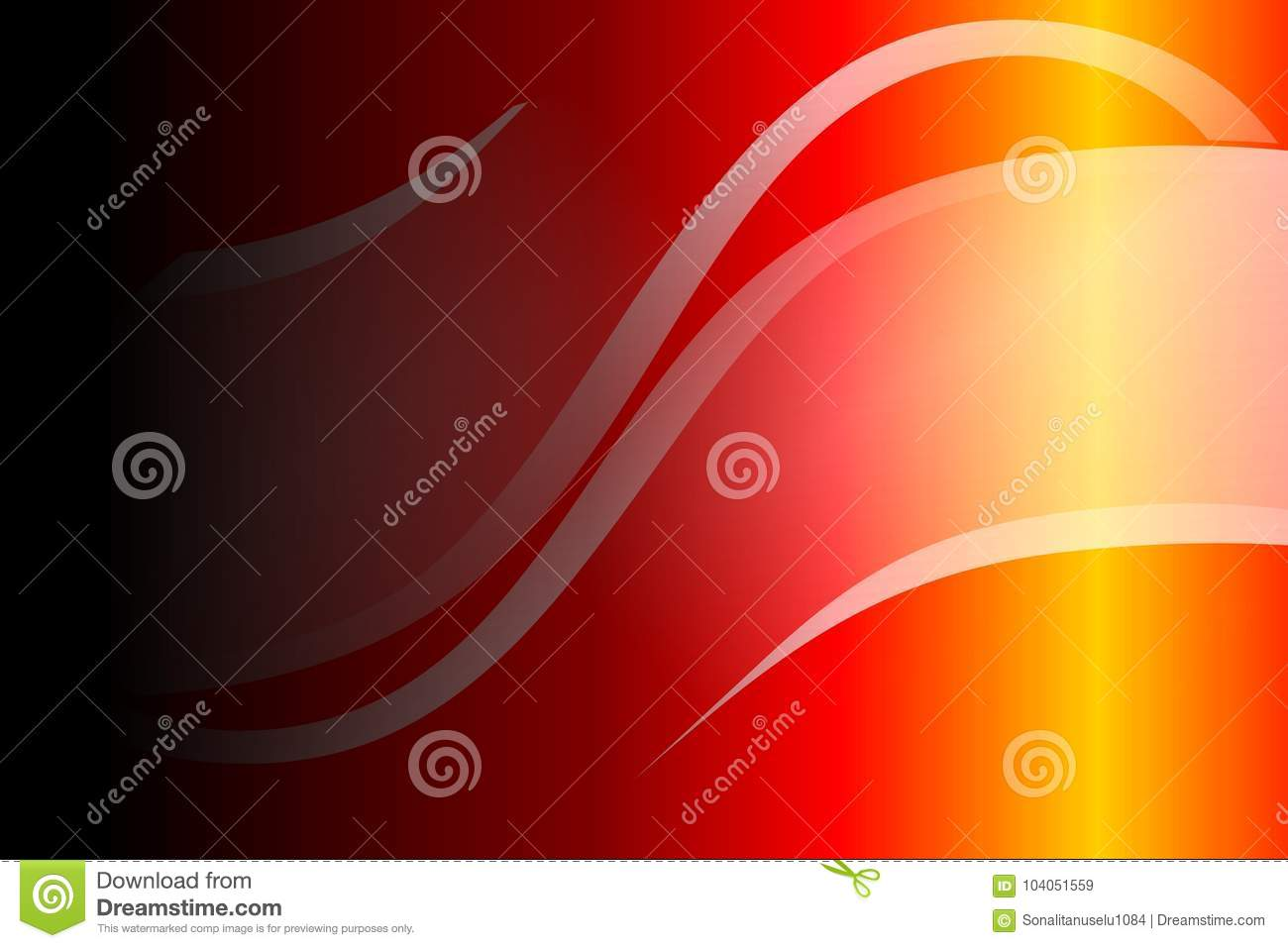 Abstract Bright Red Yellow And Black Colorful Background Vector Illustration Stock Vector Illustration Of Element Blue 104051559