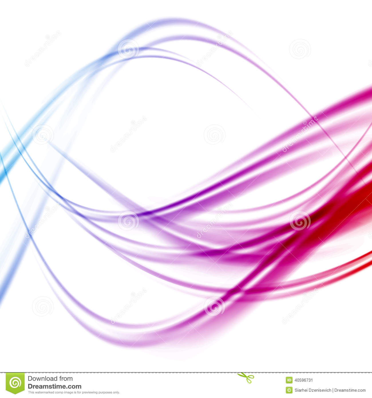 Vector Drawing Lines Quotes : Abstract bright transparent swoosh lines background stock