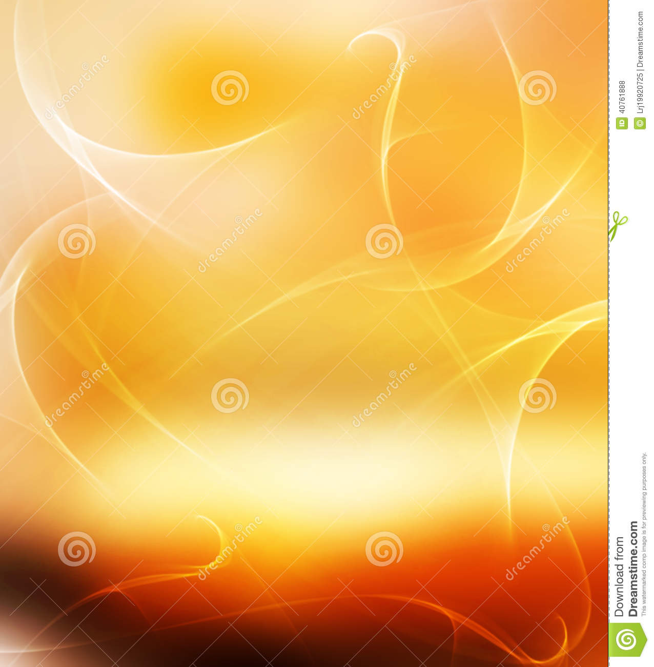 Abstract Brown Light Background Stock Photo