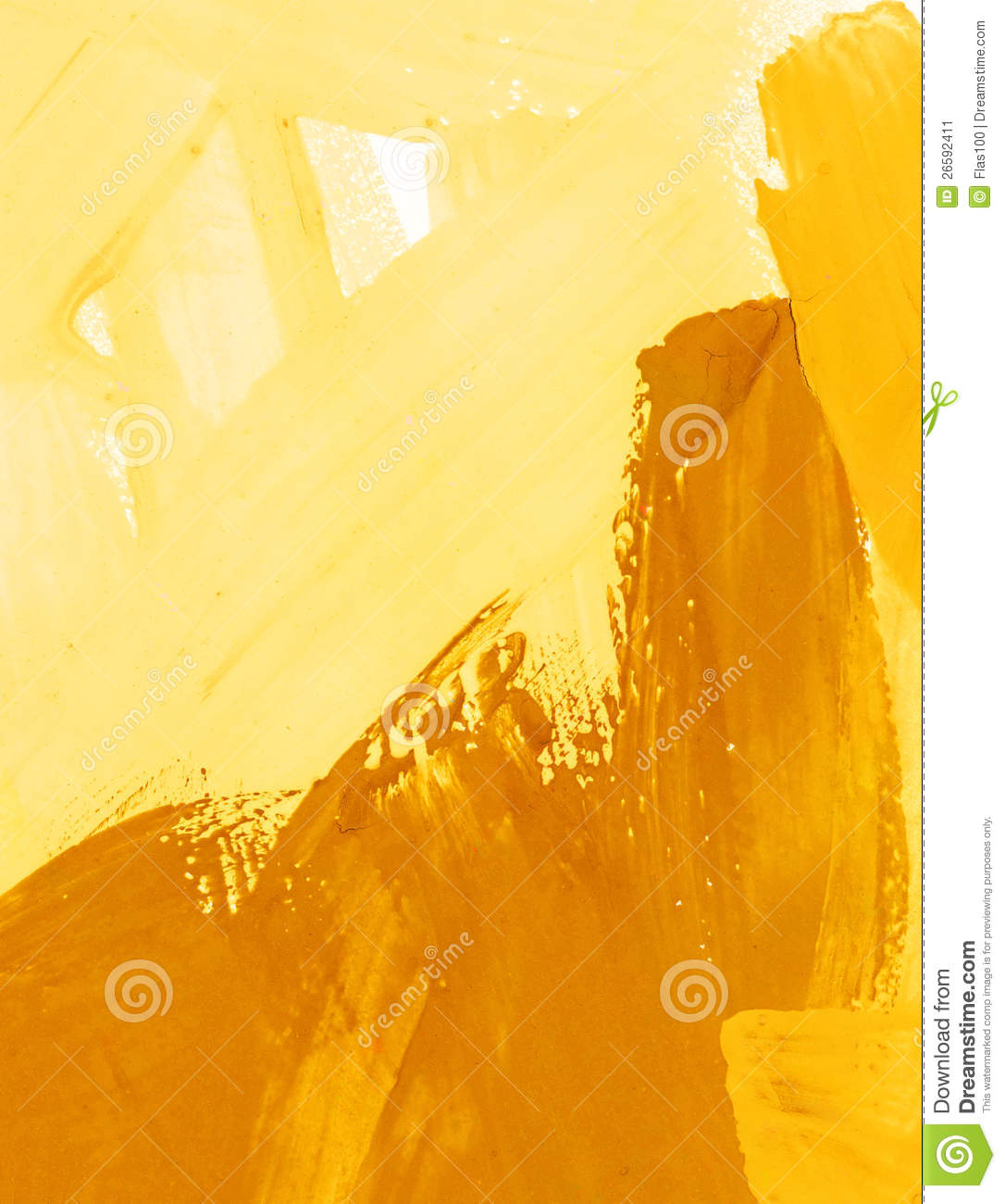 Download Abstract Brush Strokes Texture Stock Illustration