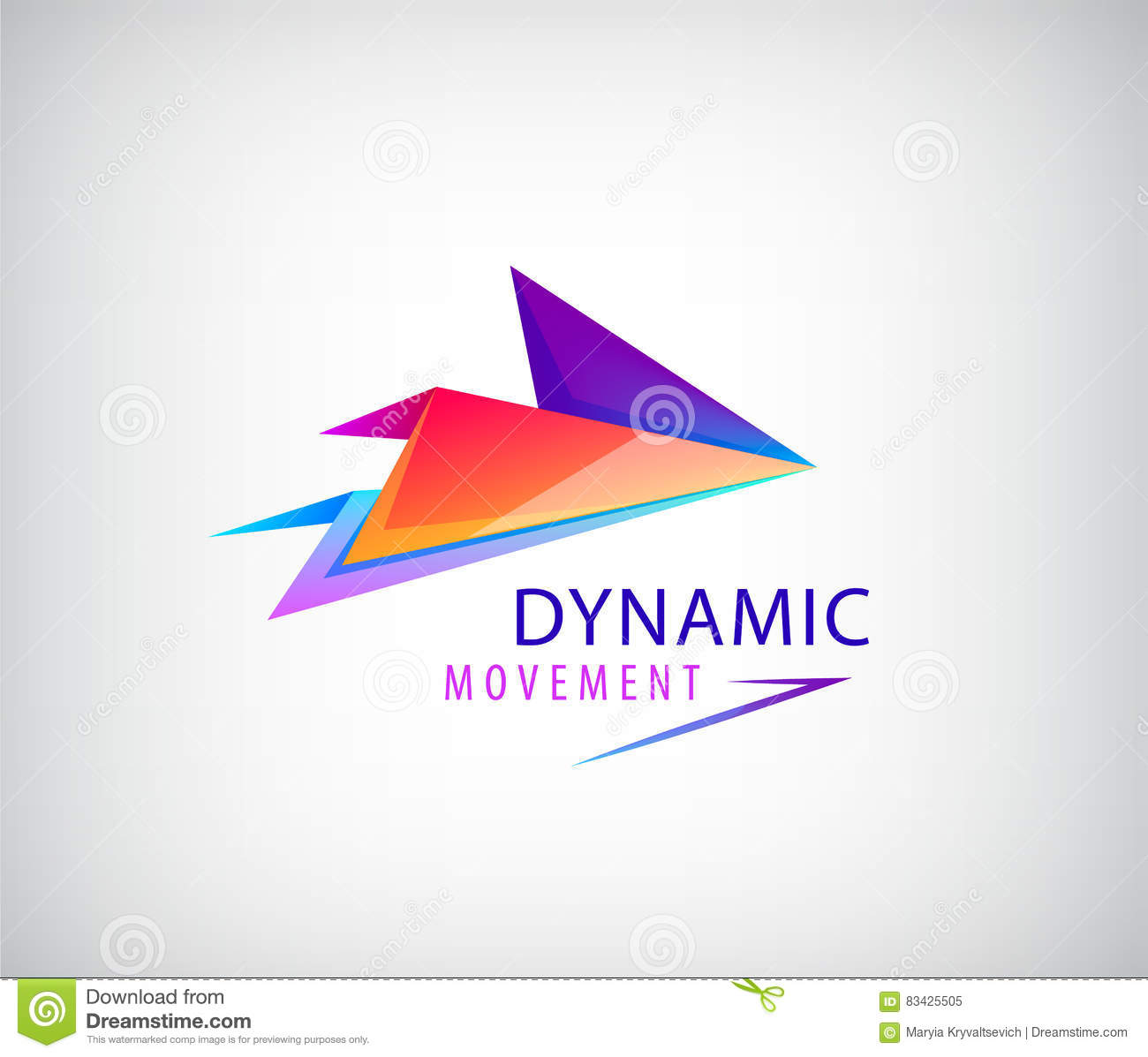 Abstract business logo icon design template arrow origami dynamic abstract business logo icon design template arrow origami dynamic sign jeuxipadfo Gallery