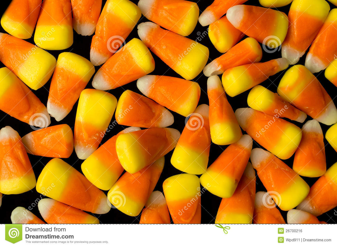 abstract candy corn background royalty free stock image