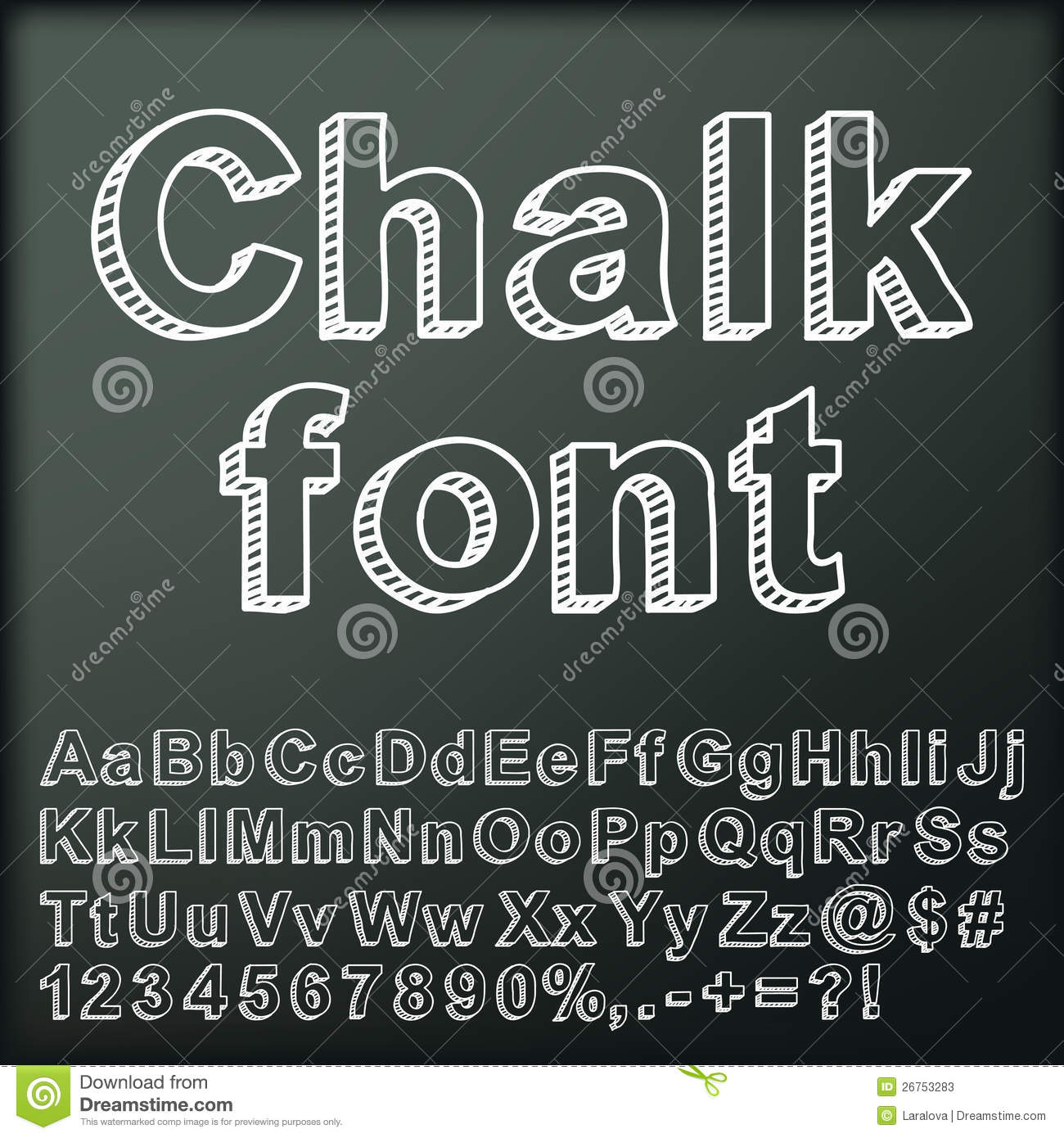 krita how to change font