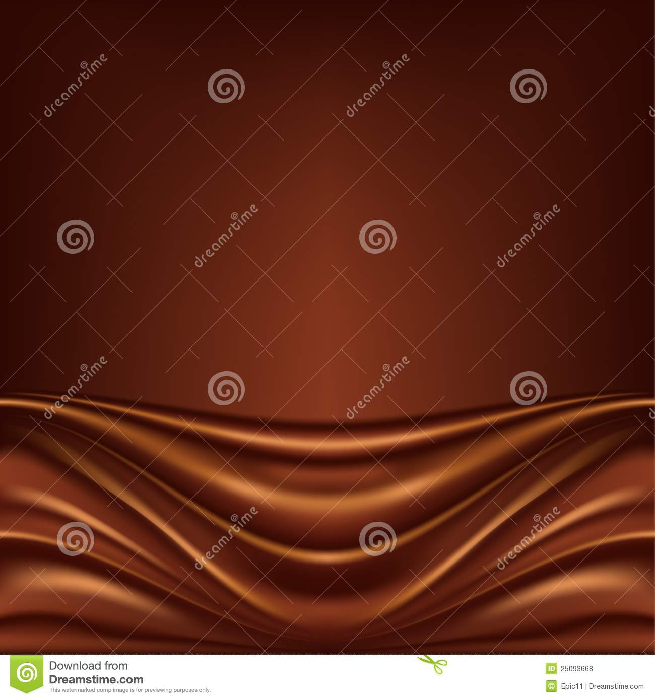 abstract chocolate background stock vector image 25093668