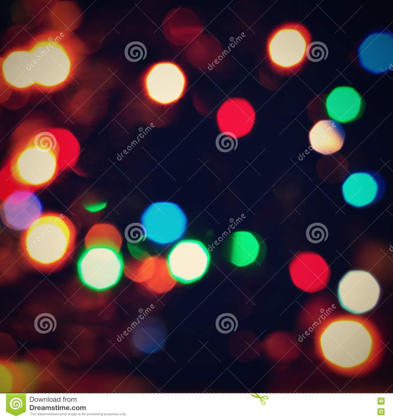 abstract christmas background xmas texture from color lights for christmas tree