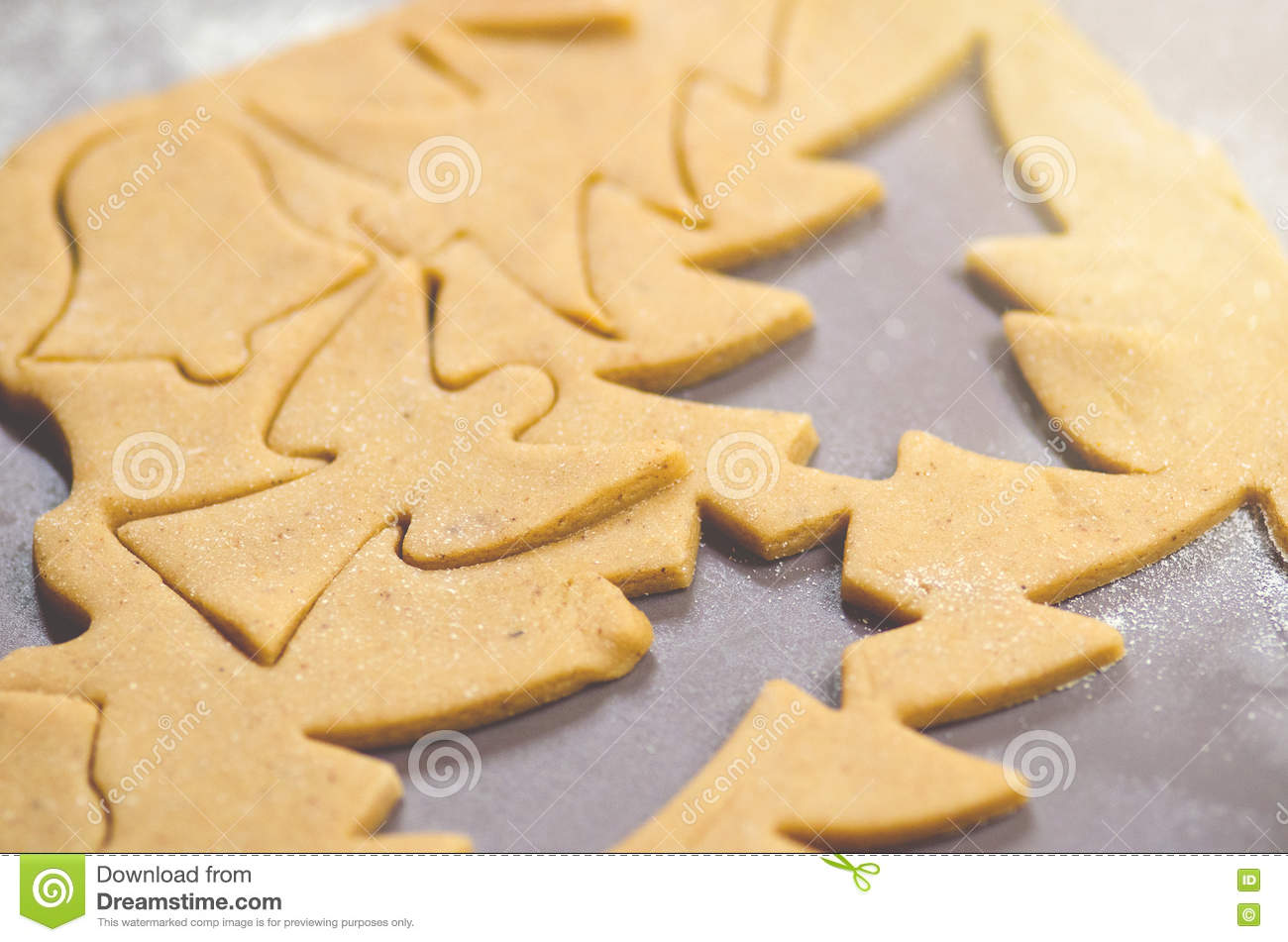 Food To Make With Christmas Cookie Cutters