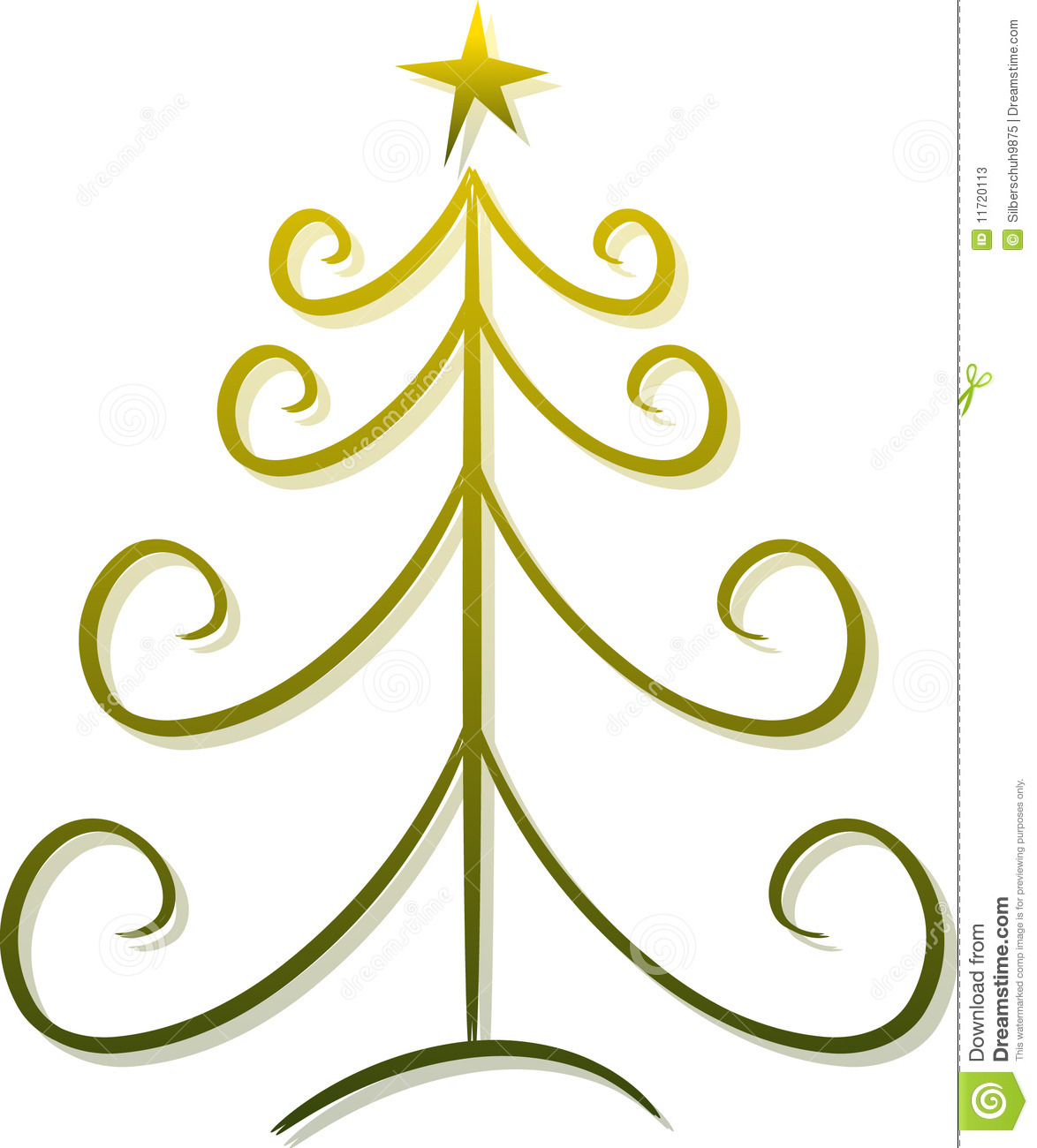 Abstract Christmas Tree Clip Art Wallpapers Lovers
