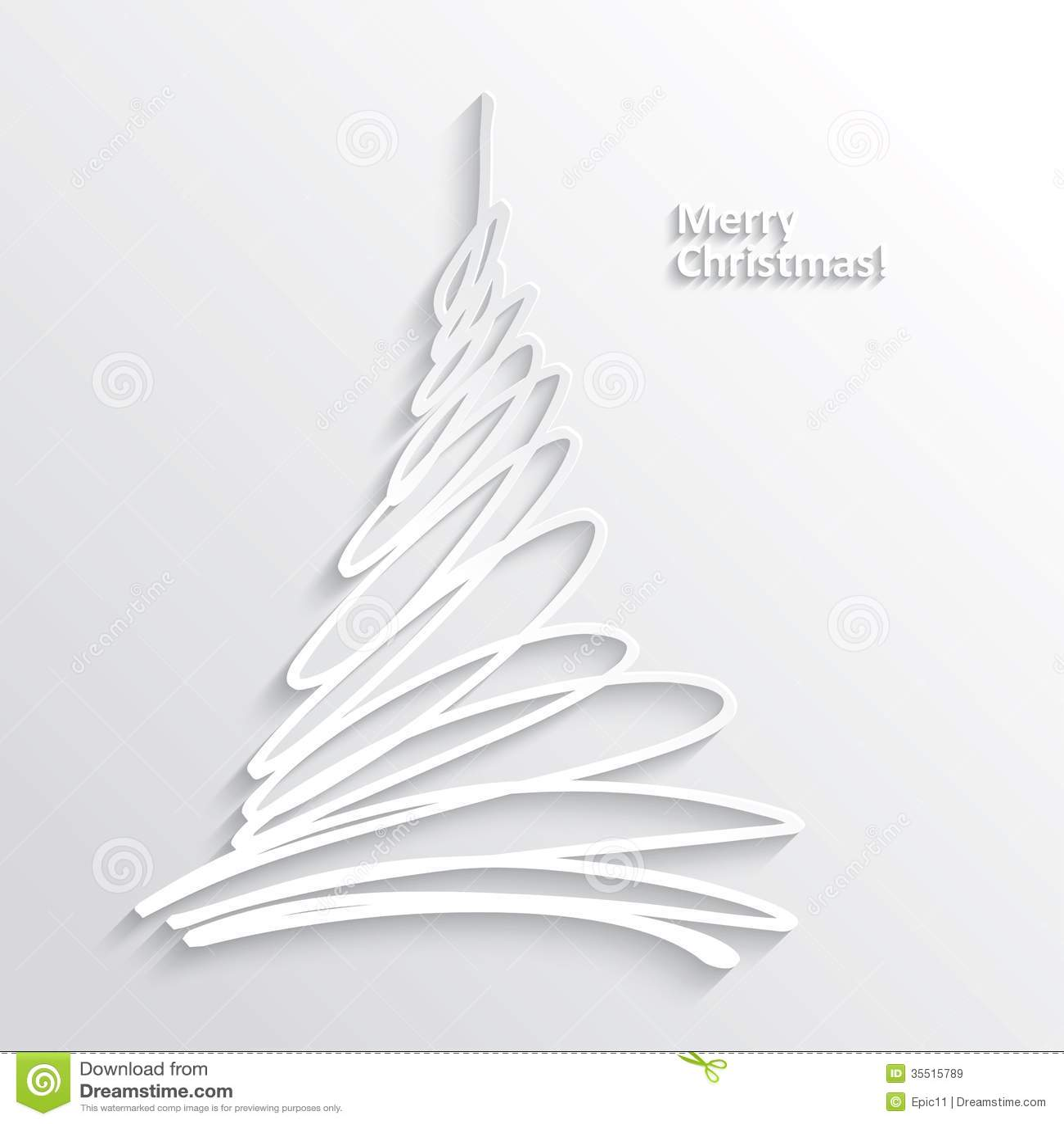 white christmas tree vector. royalty-free stock photo. download abstract christmas tree white vector