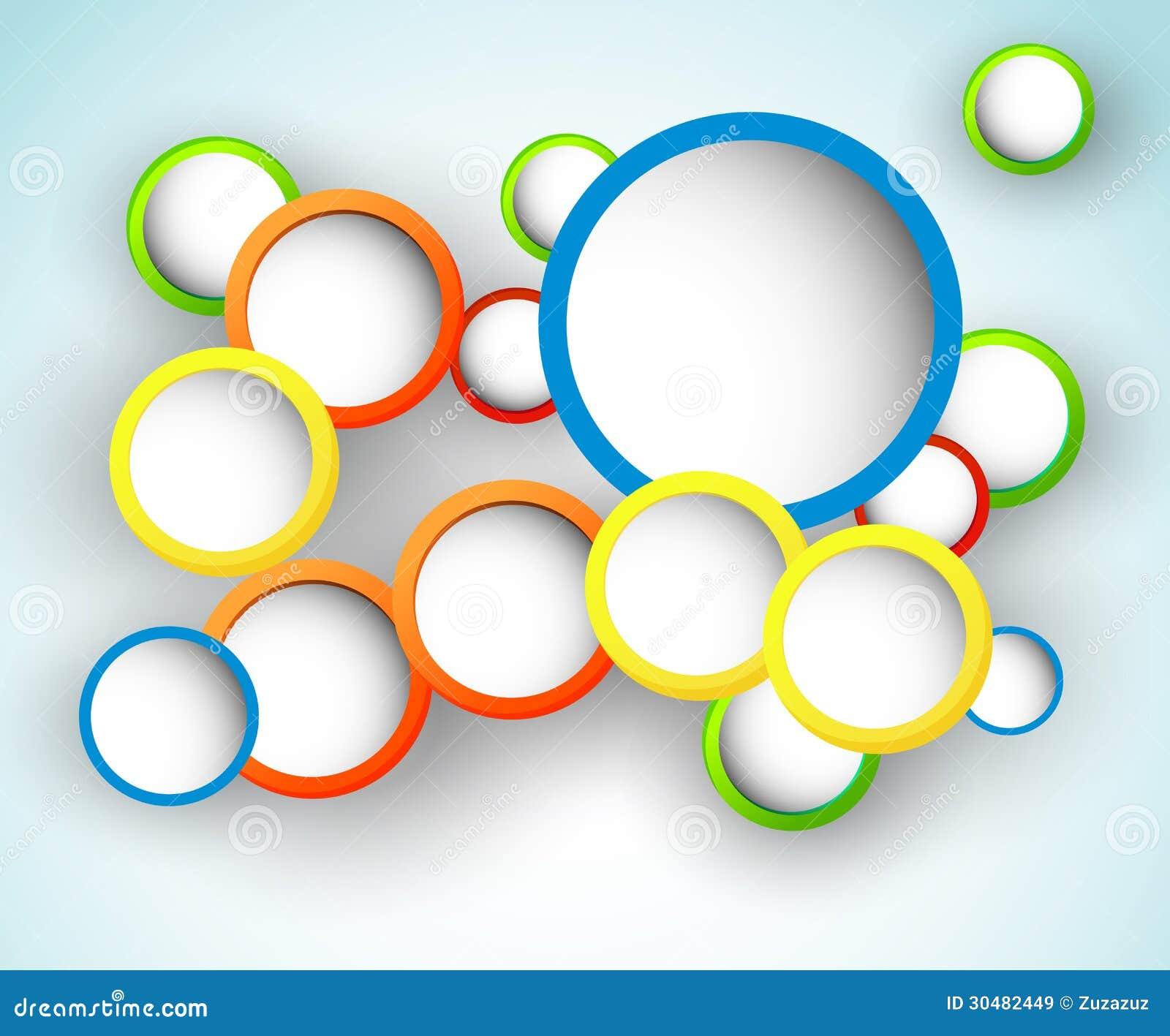 abstract design circle sector - photo #31