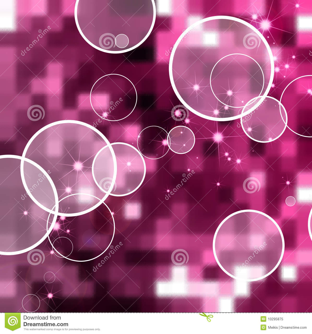 abstract circle pink background royalty free stock photo