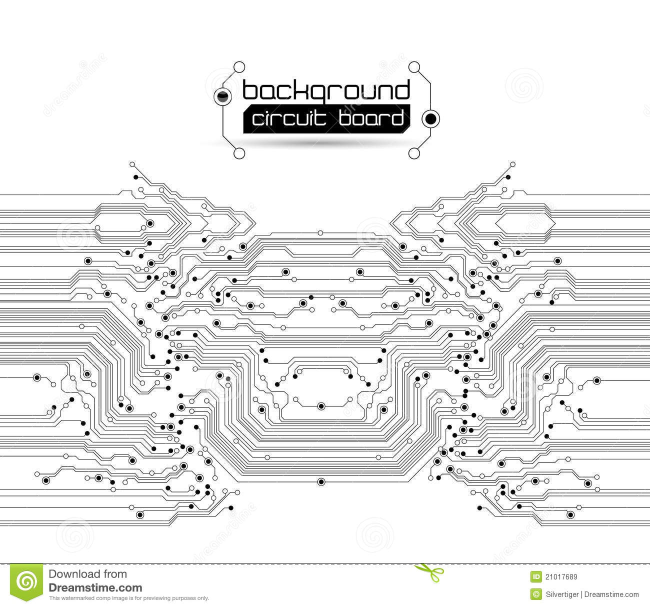 abstract circuit board background texture royalty free