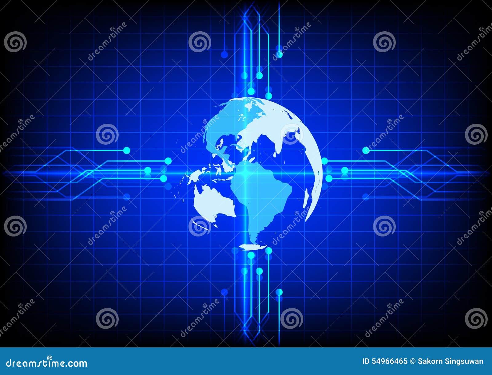electronic world background - photo #40
