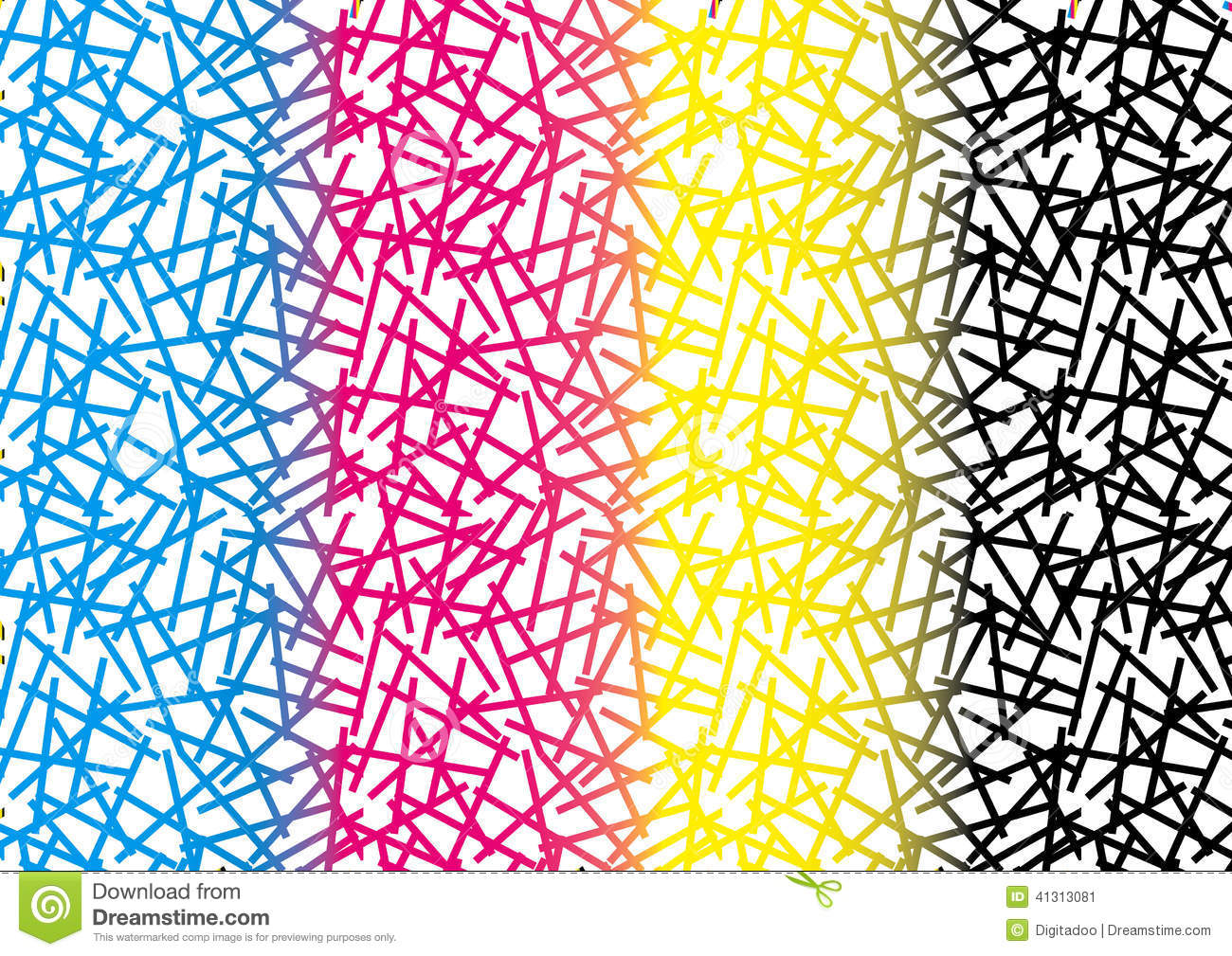 abstract cmyk pattern background textures stock vector