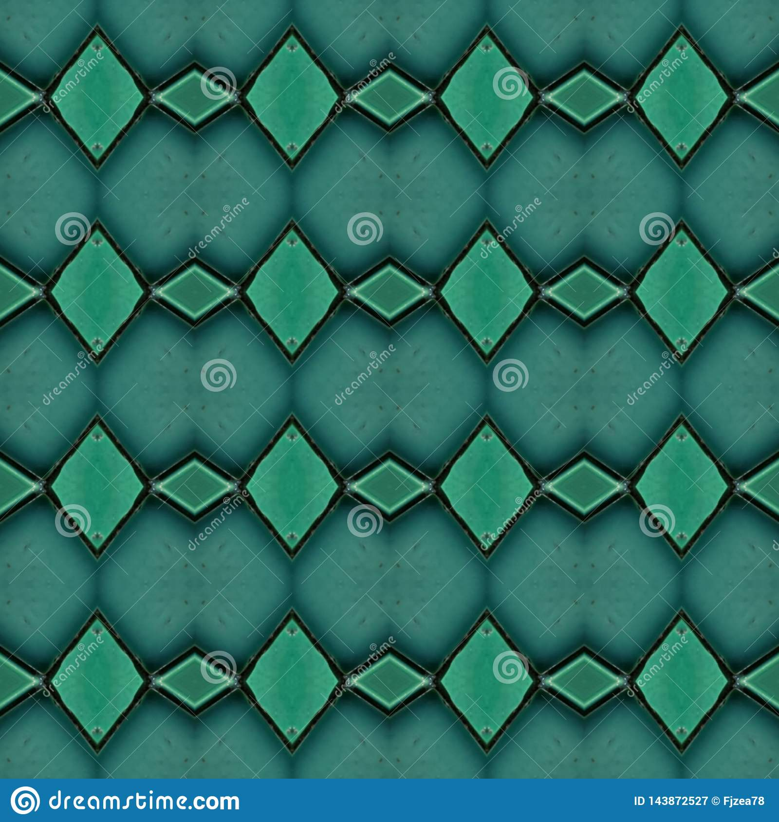 Abstract Collage Design From An Image Of Marble Pieces In Green Colors Background And Texture Stock Illustration Illustration Of Wall Decor 143872527