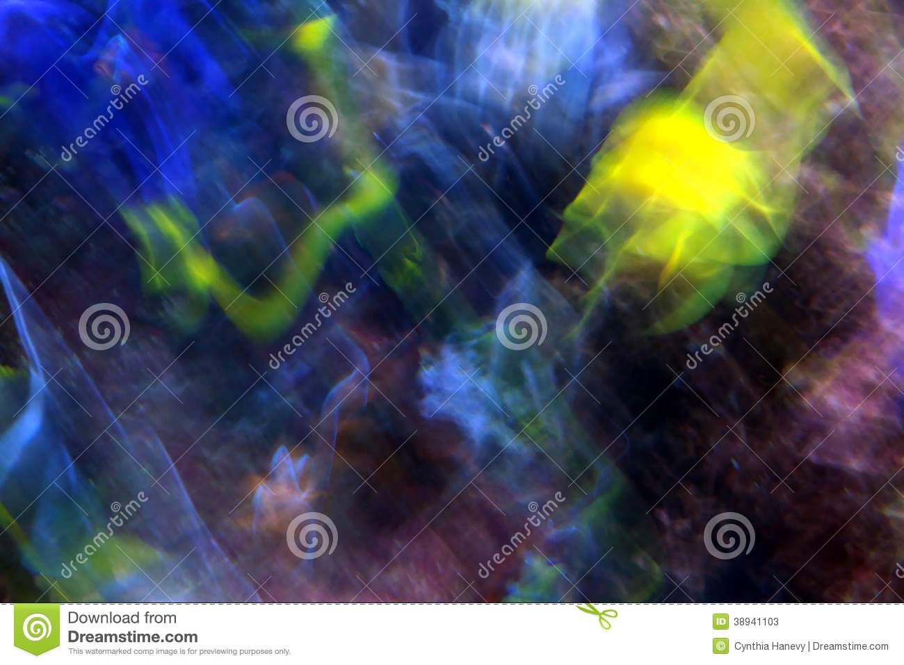 Abstract Color And Motion Blur Stock Photo Image 38941103