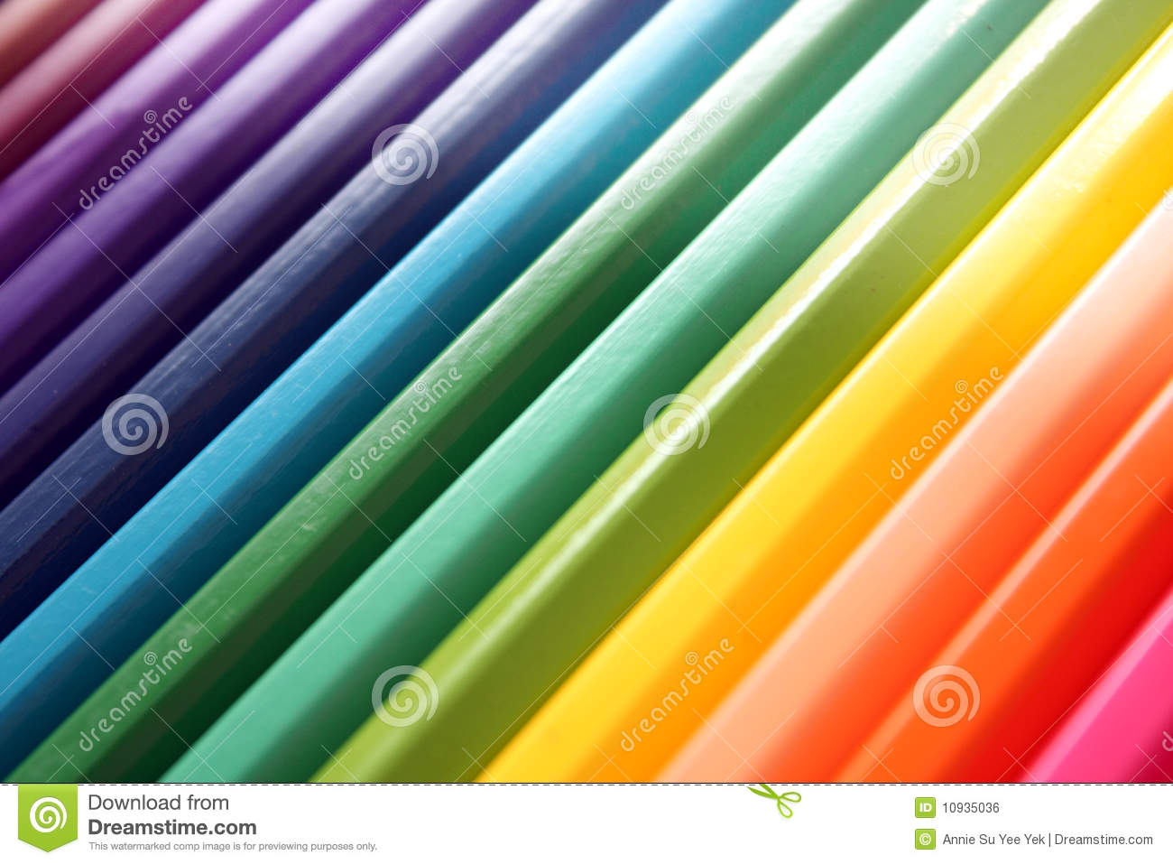 Download Abstract Color pencils stock photo. Image of macro, crafts - 10935036