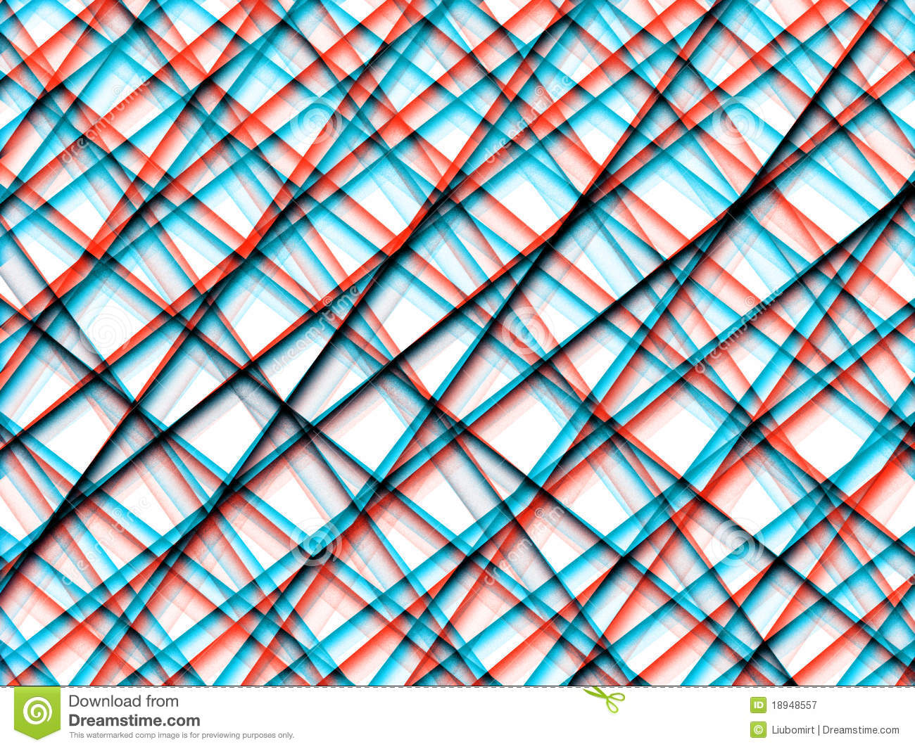 Abstract Colored Intersecting Lines Royalty Free Stock ...