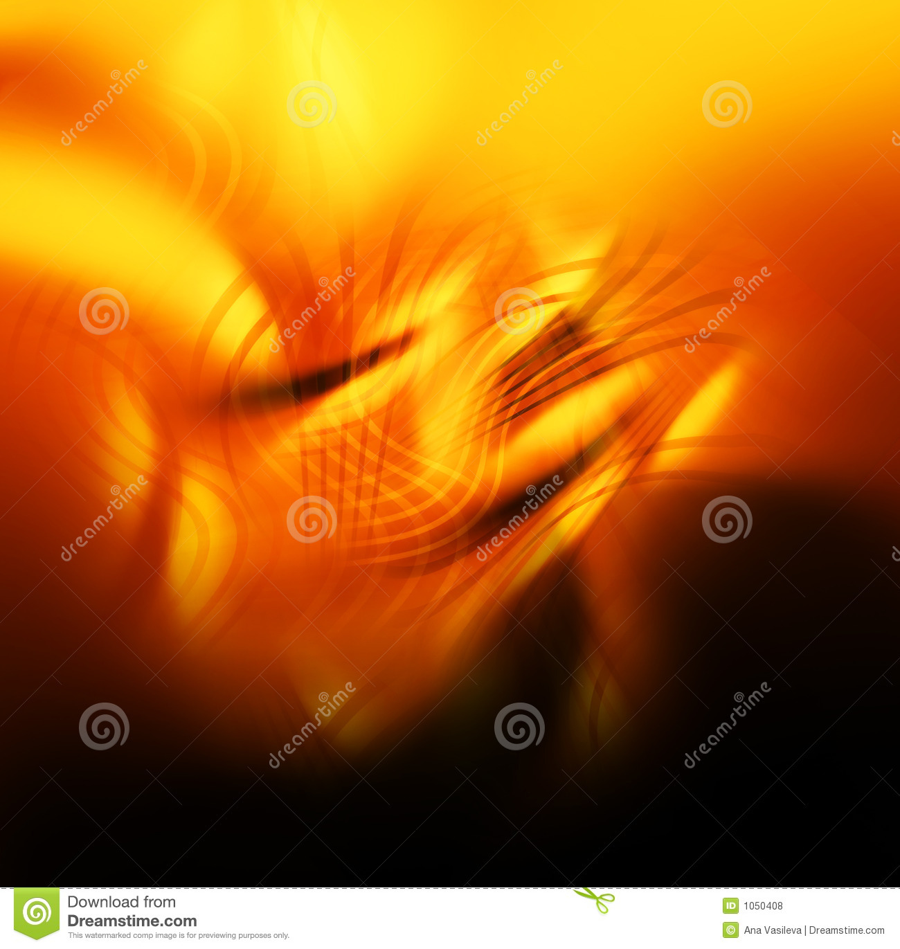 Abstract Colorful Background - Flames, Fire Royalty Free ...