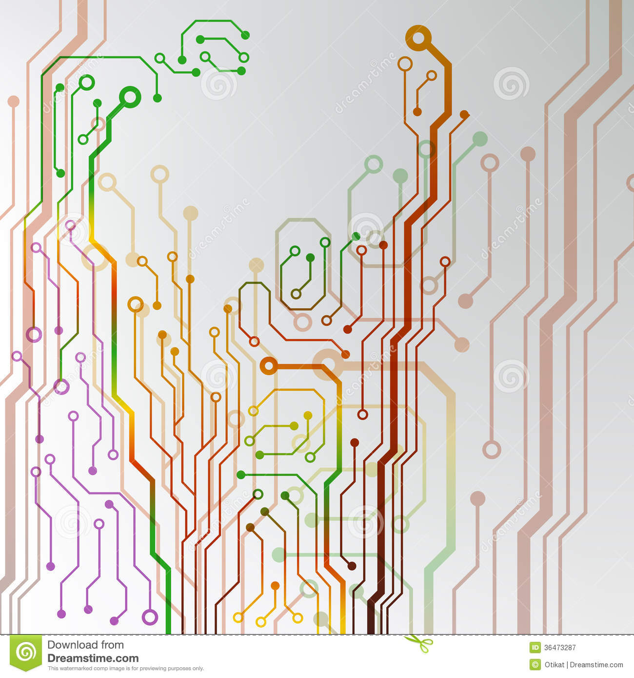 how to make a circuit board at home