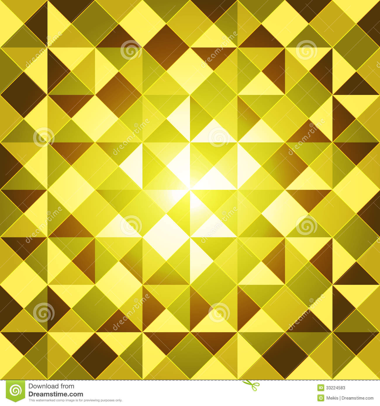 Abstract colorful geometric background stock vector - Geometric wallpaper colorful ...