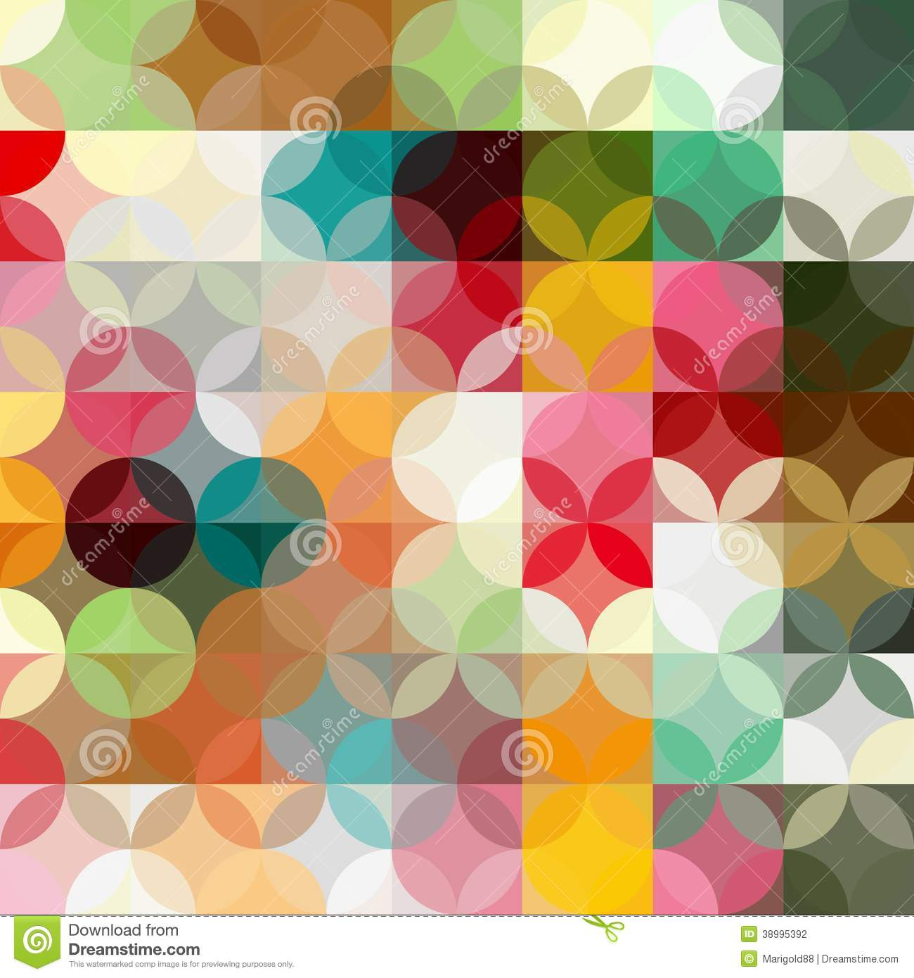 abstract geometric colorful background - photo #27