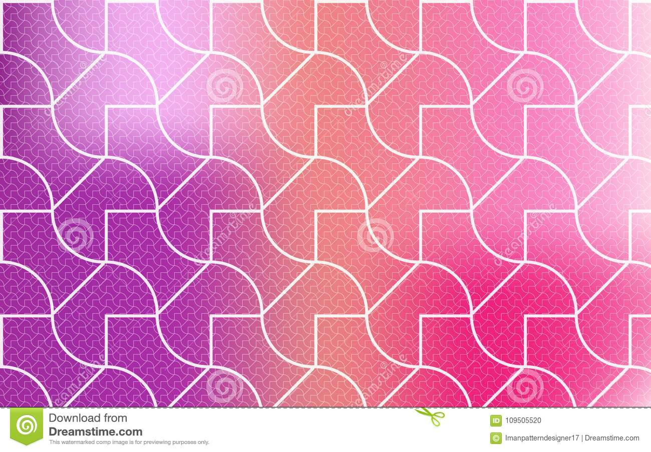 colorful simple geometric pattern for background and fabric designs