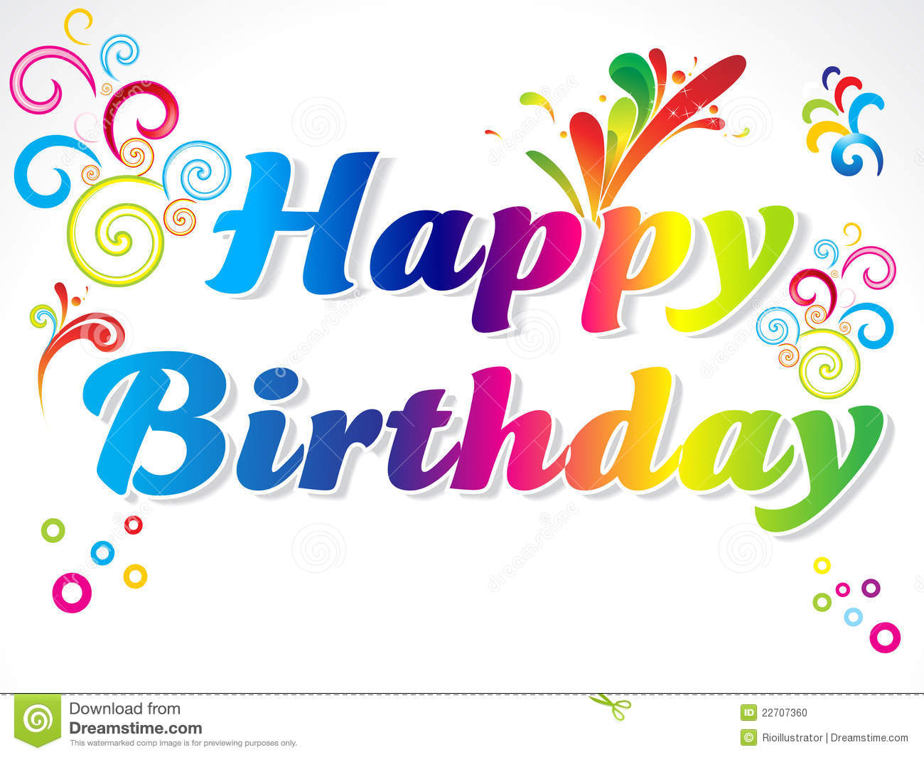 Images Of Happy Birthday Cards gangcraftnet – Happy Birthdays Cards