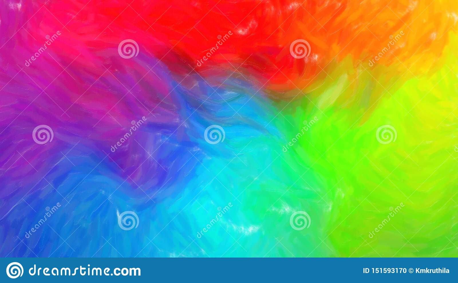 Abstract Colorful Paint Background Beautiful Elegant