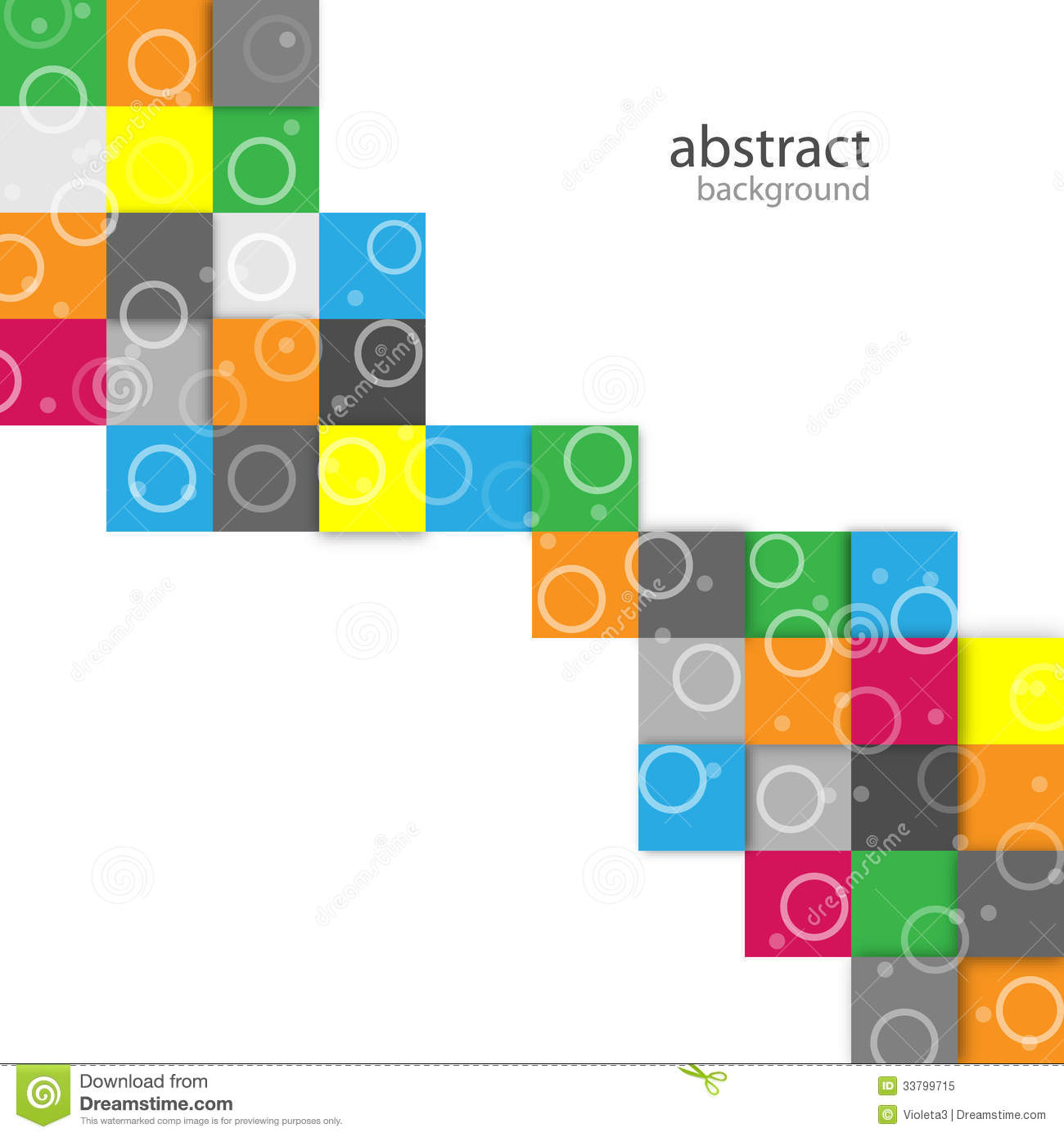Download Abstract Colorful Pattern Background Stock Vector - Illustration of background, abstract: 33799715