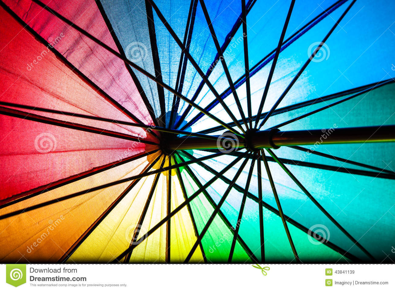 Abstract colorful stock image. Image of specific, abstract - 43841139 for Colorful Umbrella Photography  177nar