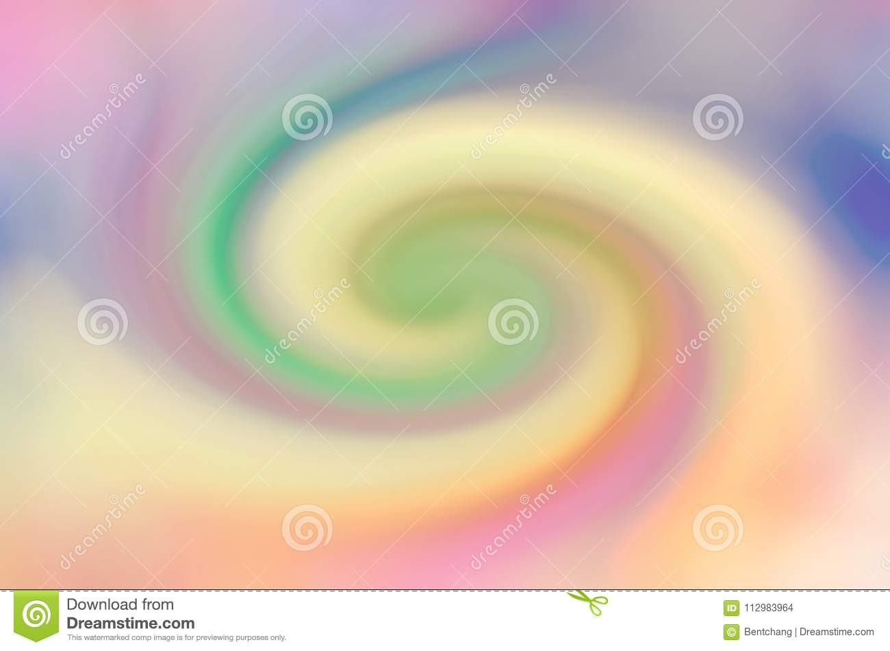 Motion blur, wallpaper or texture background. Bubble, abstract, red & pattern.