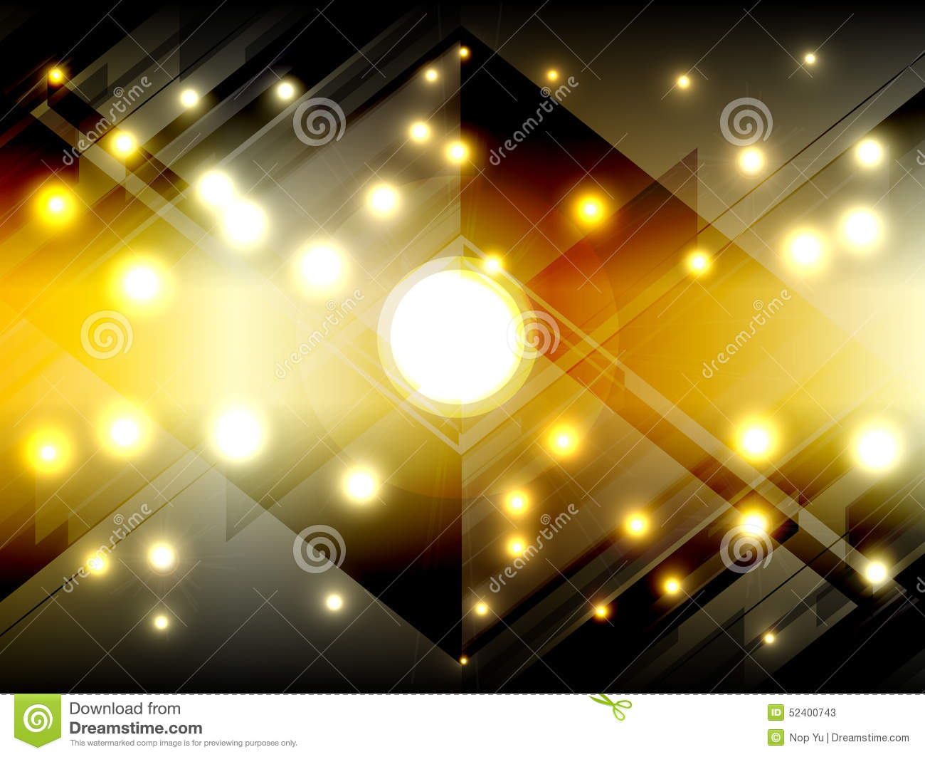Abstract colors lighting background stock vector illustration of