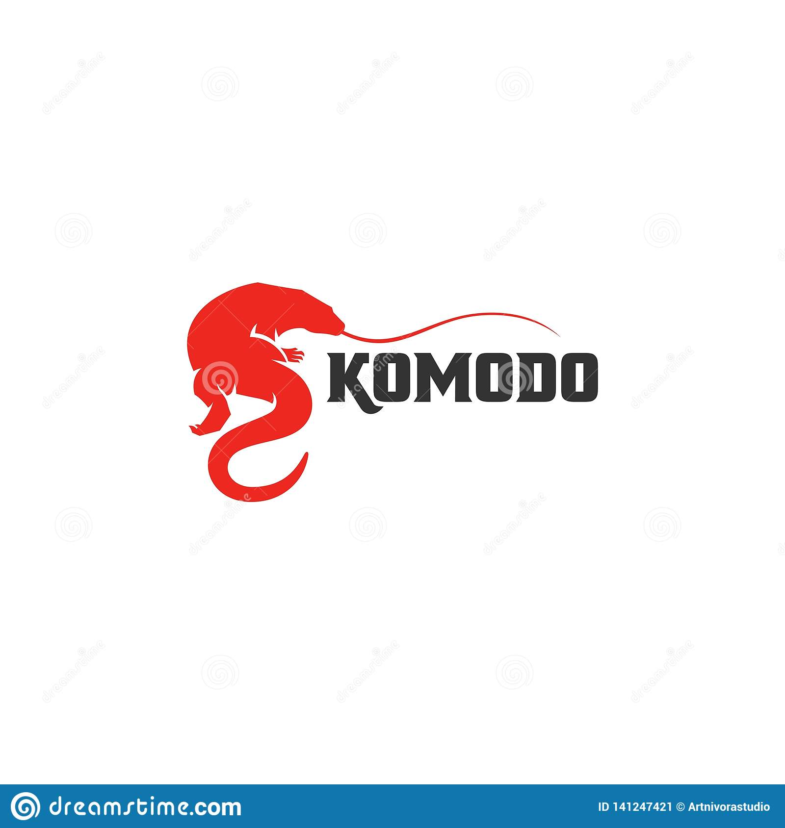 Abstract Commodore Concept illustration vector Design template