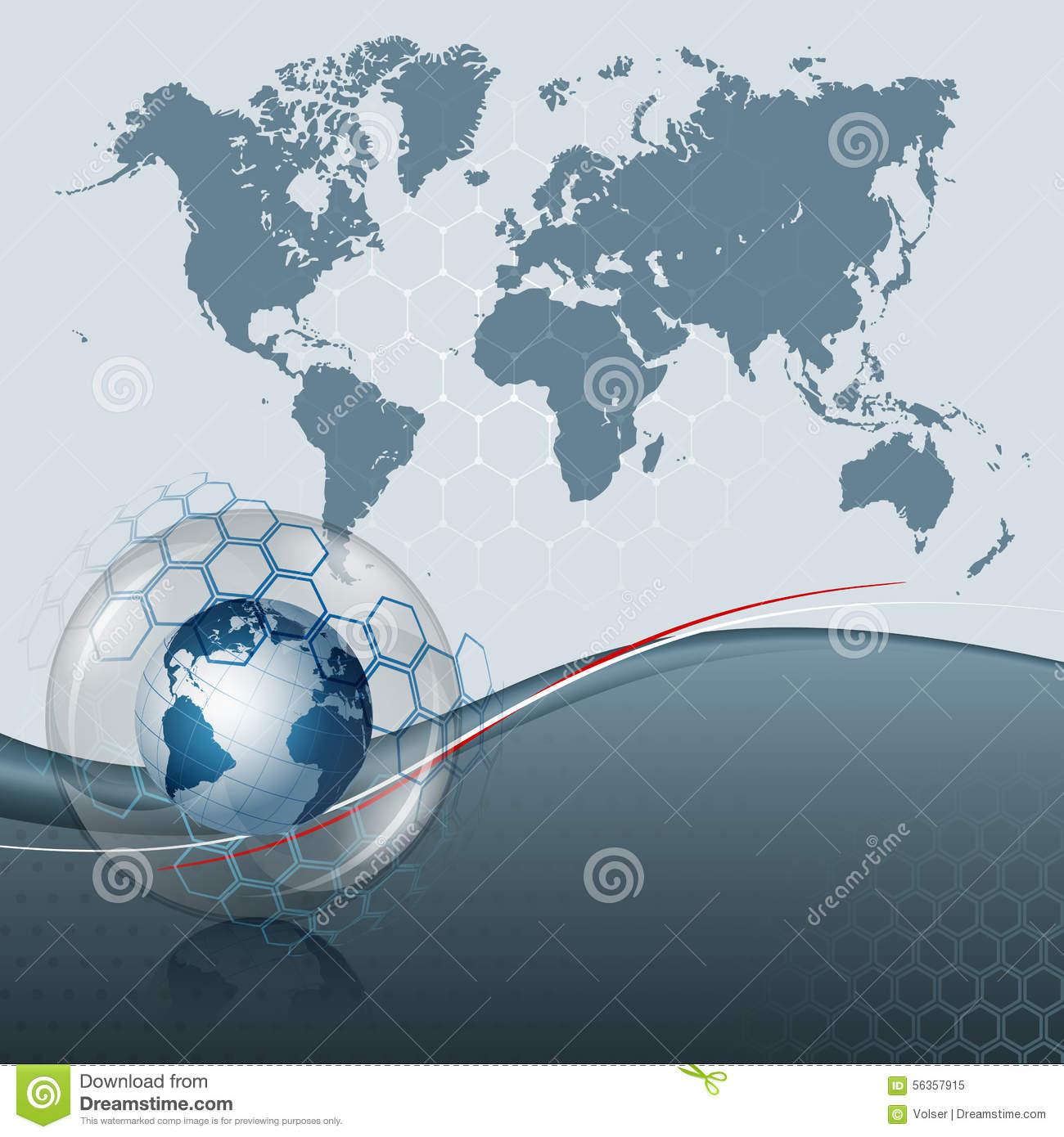 Abstract computer graphic world map and earth globe inside sphere of royalty free vector download abstract computer graphic world map and earth globe inside sphere of glass stock gumiabroncs Gallery