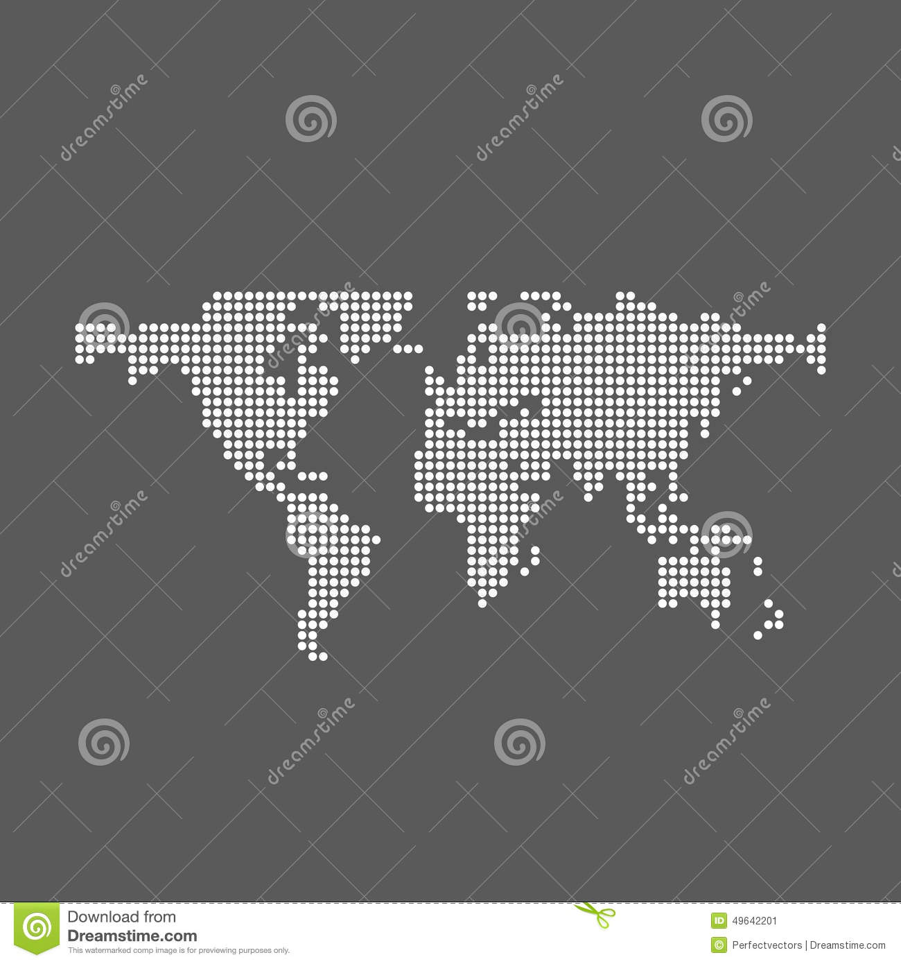 Abstract computer graphic world map stock vector illustration of abstract computer graphic world map royalty free vector download gumiabroncs Choice Image
