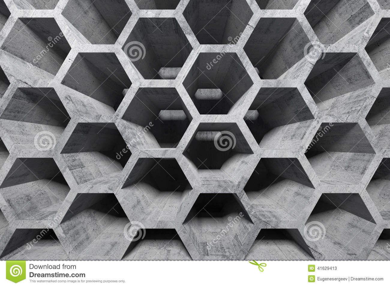 abstract honeycomb composition royalty - photo #36