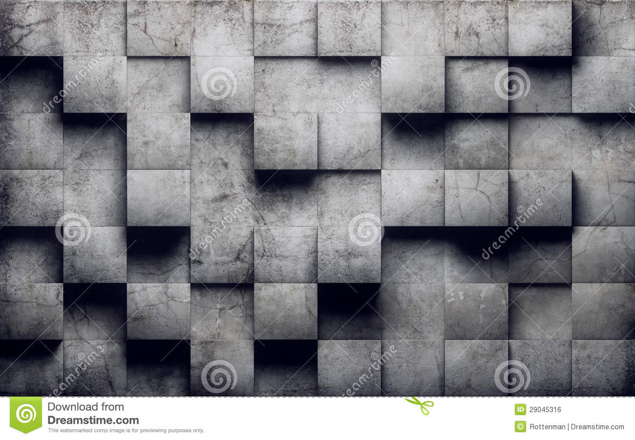 Abstract Concrete Wall Royalty Free Stock Image - Image ...