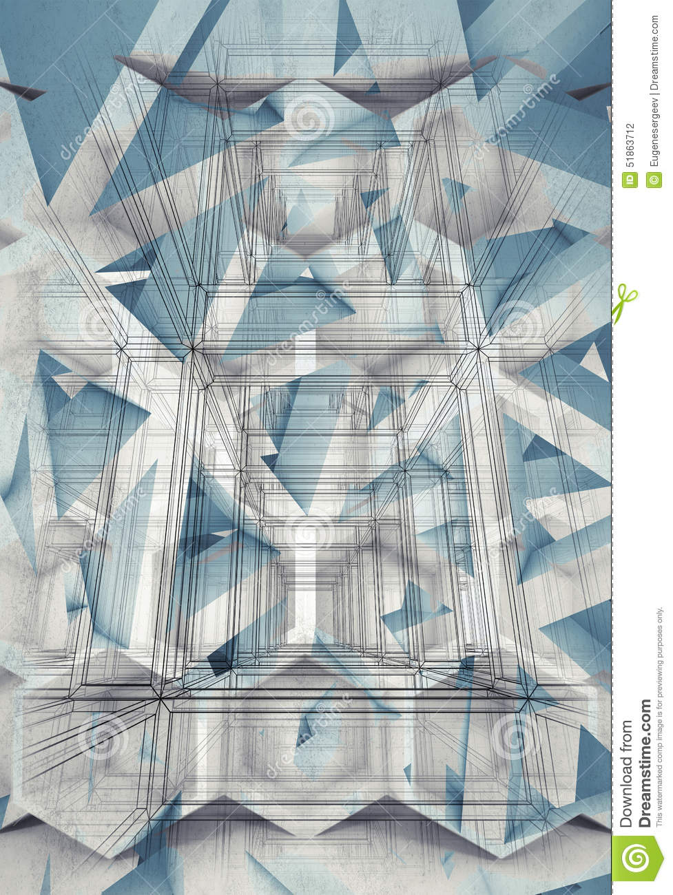 Abstract construction on old paper 3d illustration stock download abstract construction on old paper 3d illustration stock illustration illustration of digital malvernweather Images